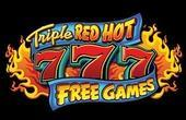 7 red free machine slots