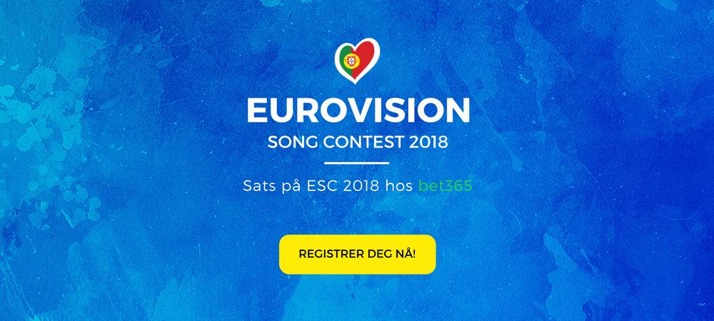 Eurovision 2018 Tipping Odds