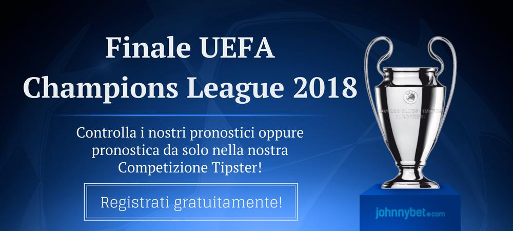 Pronostici Finale Champions League