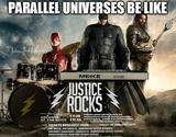 Justice league parallel universes memes