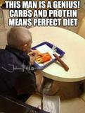 Perfect diet memes