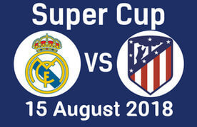 Super cup betting odds