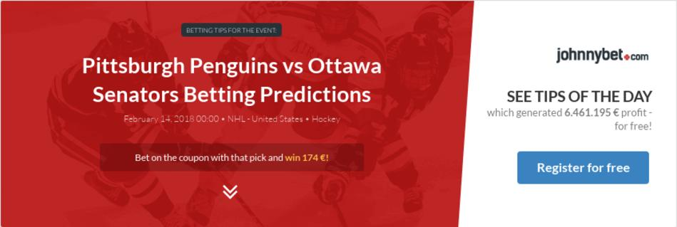A preview of the game between the Ottawa Senators and the Pittsburgh  Penguins on 15 May 2017.