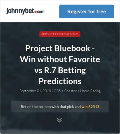 Project Bluebook - Win without Favorite vs R 7 Betting Predictions