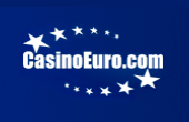 Casinoeuro logo navy