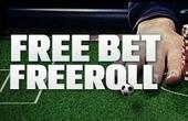 Poker free bet freeroll at Coral