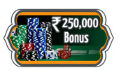 Online casinos accepting Indian Rupees