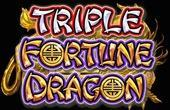 Triple Fortune Dragon slot machine online
