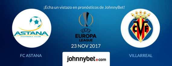 Pronóstico Europa League