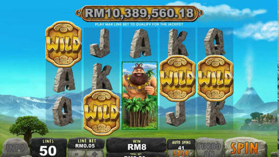 Play Jackpot Giant game for free