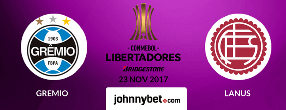 Gremio vs Lanus betting tips copa libertadores