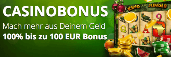 Big Bet World Casino Bonus