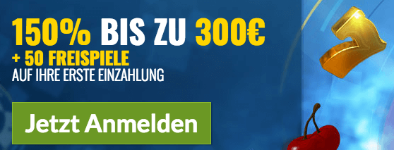 William Hill Casino Club Ersteinzahlungsbonus