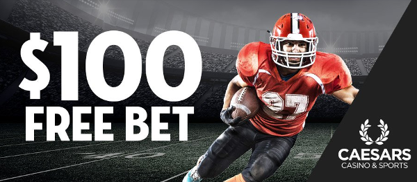 caesars sports betting offer
