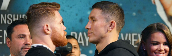 golovkin vs alvarez betting odds