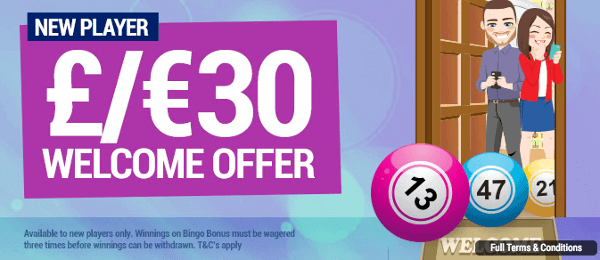 boylesports bingo welcome offer
