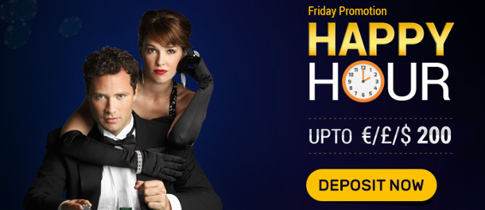 Casino Cromwell promo happy hour