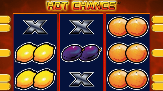 hot chance slot machine game