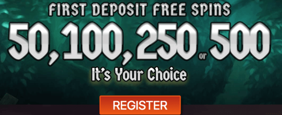 Maxiplay Casino Welcome promotion offer free spins