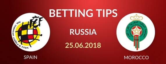 spain vs morocco betting tips