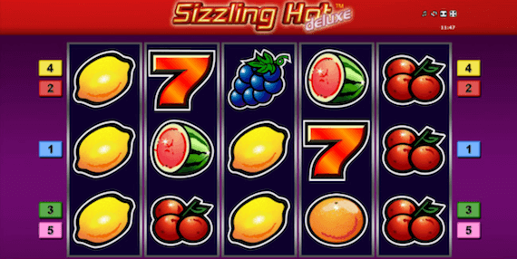 Sizzling Hot Energy Casino
