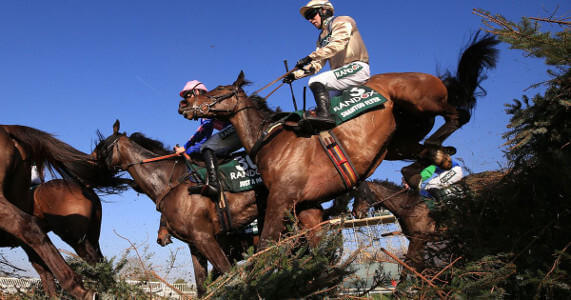 Aintree warms up for next National renewal