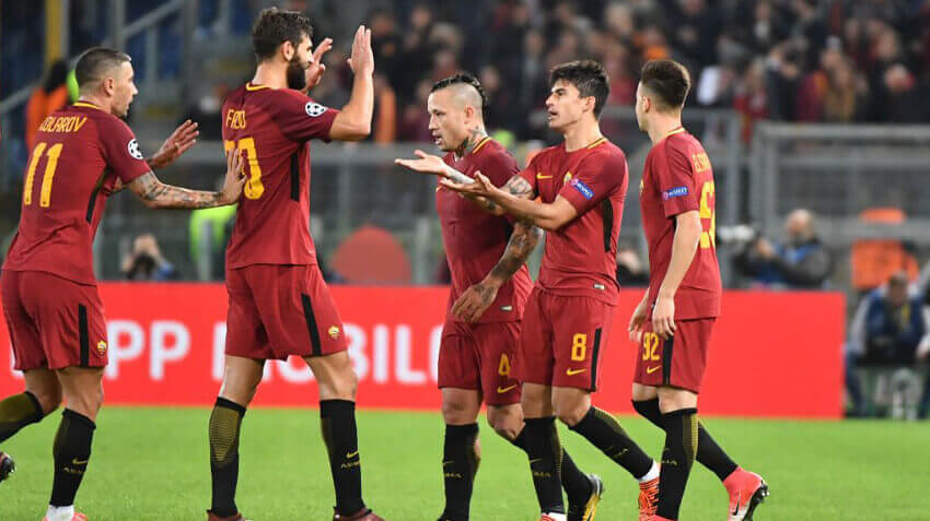 AS Roma vs Shakhtar Donetsk predictions!
