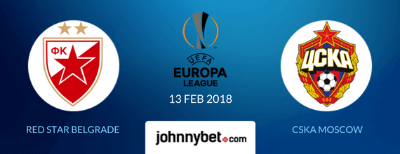 red star belgrade cska moscow europa league match betting tips odds