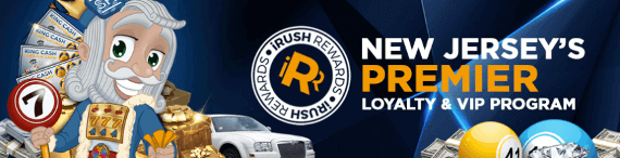 Play iRush Rewards vip bonus promotion at SugarHouse Casino!